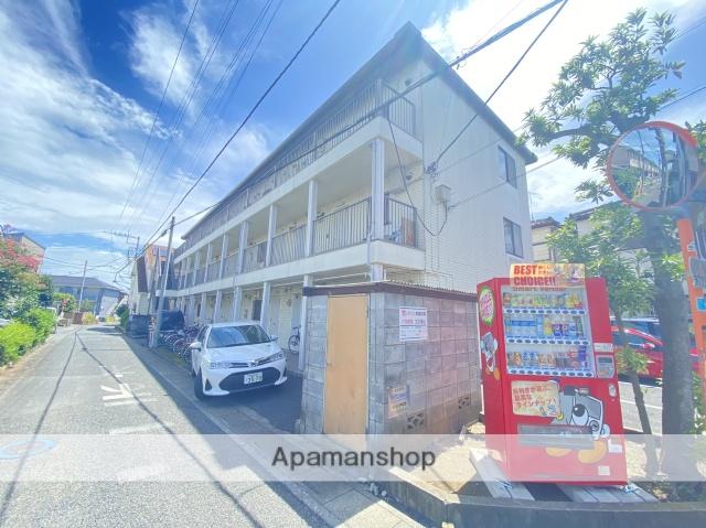 埼玉県さいたま市西区、指扇駅徒歩33分の築25年 3階建の賃貸アパート