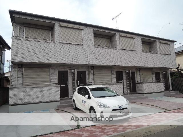 埼玉県さいたま市北区、宮原駅徒歩23分の新築 2階建の賃貸アパート