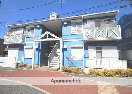 埼玉県さいたま市西区、指扇駅徒歩22分の築25年 2階建の賃貸アパート