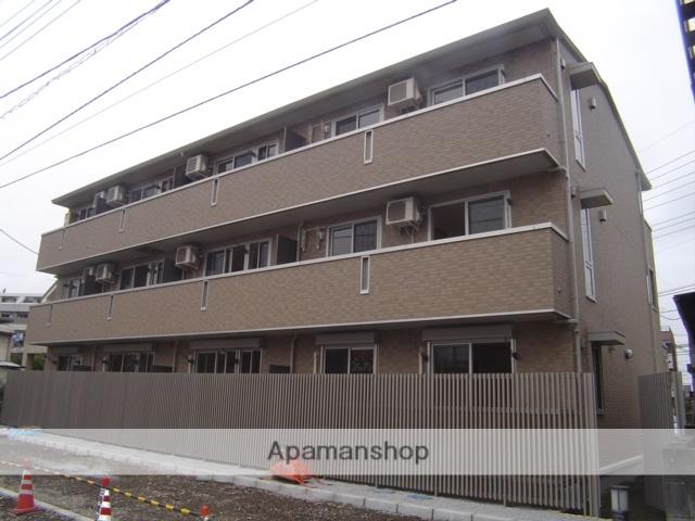埼玉県さいたま市大宮区、大宮駅徒歩18分の築8年 3階建の賃貸アパート