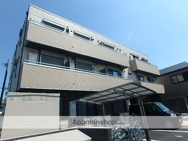 埼玉県さいたま市北区、大宮駅徒歩22分の新築 3階建の賃貸アパート