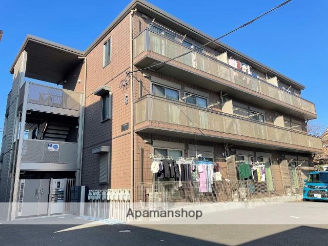 埼玉県さいたま市大宮区、大宮駅徒歩20分の新築 3階建の賃貸アパート