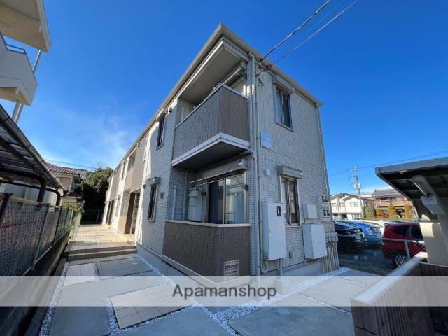 埼玉県さいたま市大宮区、大宮駅徒歩20分の新築 2階建の賃貸アパート