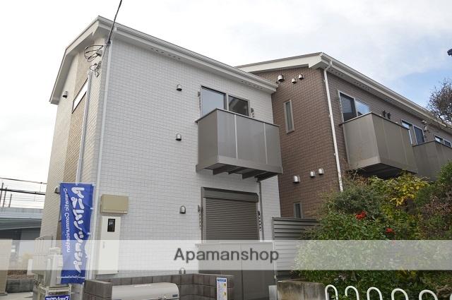 埼玉県さいたま市北区、北大宮駅徒歩15分の新築 2階建の賃貸アパート