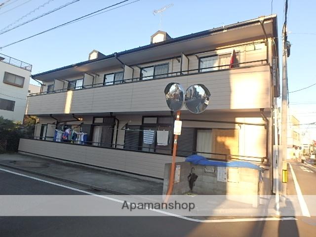 埼玉県さいたま市北区、日進駅徒歩14分の築20年 2階建の賃貸アパート