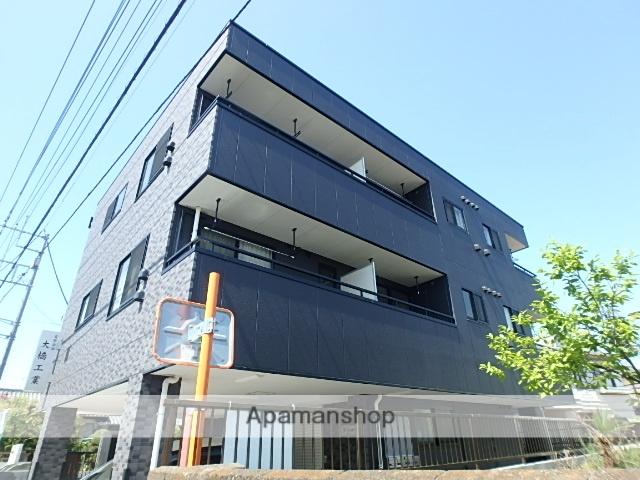 埼玉県さいたま市西区、大宮駅バス10分大宮西高校入口下車後徒歩3分の新築 3階建の賃貸マンション