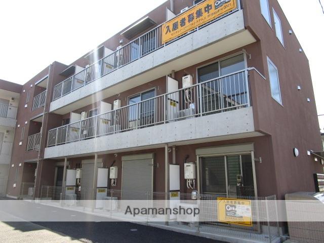 埼玉県さいたま市大宮区、大宮駅徒歩13分の新築 3階建の賃貸マンション