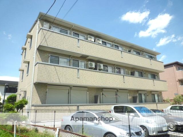 埼玉県さいたま市大宮区、大宮駅徒歩15分の築8年 3階建の賃貸マンション