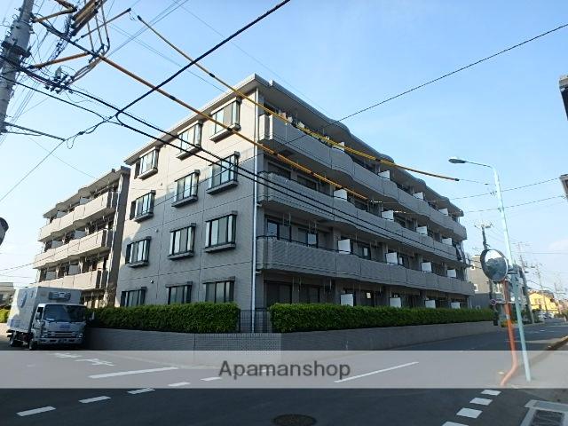 埼玉県さいたま市北区、土呂駅徒歩15分の築20年 4階建の賃貸マンション
