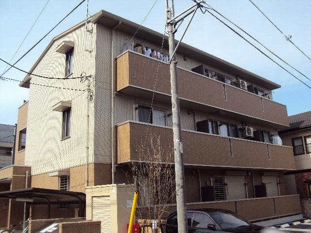 埼玉県さいたま市大宮区、さいたま新都心駅徒歩11分の築7年 3階建の賃貸アパート
