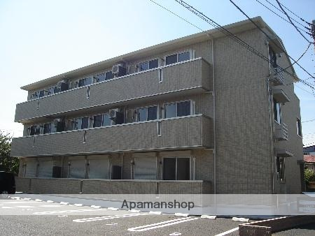 埼玉県さいたま市西区、指扇駅徒歩3分の築7年 3階建の賃貸アパート