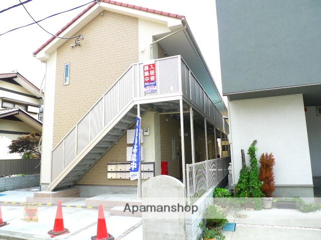 埼玉県さいたま市大宮区、北与野駅徒歩20分の築6年 2階建の賃貸アパート