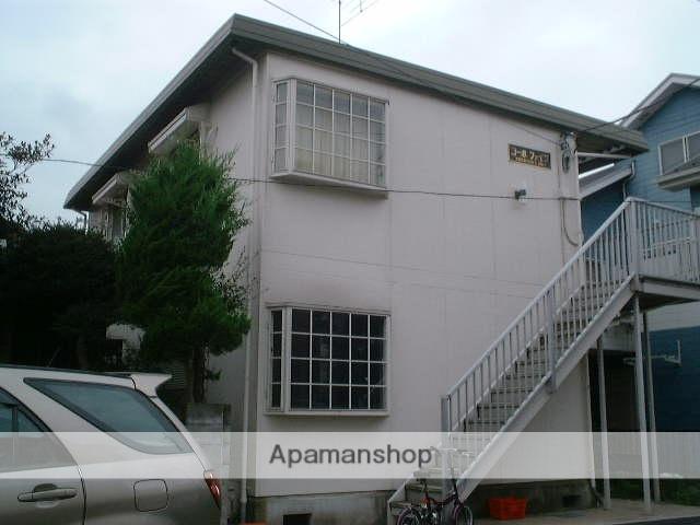 埼玉県さいたま市北区、土呂駅徒歩20分の築28年 2階建の賃貸アパート