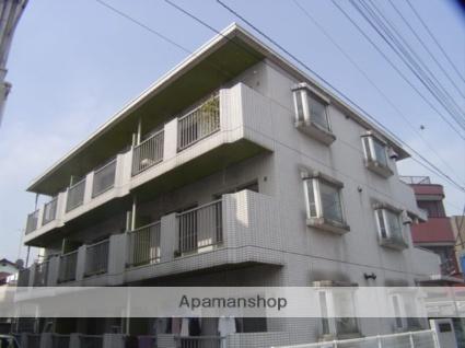 埼玉県さいたま市大宮区、大宮駅徒歩15分の築31年 3階建の賃貸マンション
