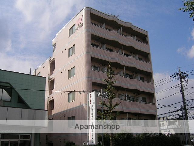 埼玉県さいたま市北区、土呂駅徒歩8分の築25年 6階建の賃貸マンション