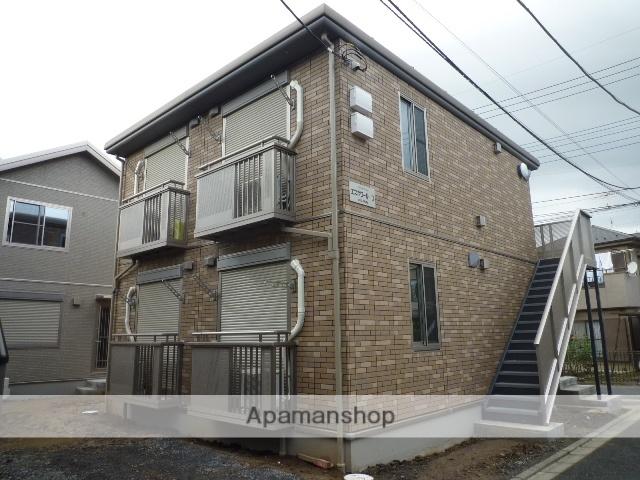 埼玉県さいたま市西区、指扇駅徒歩8分の築5年 2階建の賃貸アパート