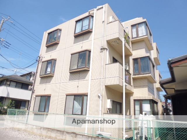 埼玉県さいたま市西区、指扇駅徒歩4分の築25年 3階建の賃貸マンション