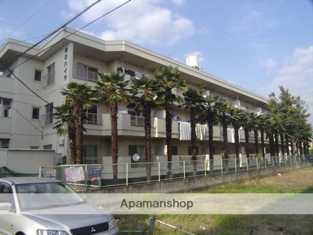 埼玉県さいたま市北区、加茂宮駅徒歩9分の築38年 3階建の賃貸マンション