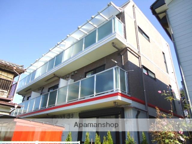 埼玉県さいたま市北区、日進駅徒歩23分の築5年 3階建の賃貸マンション