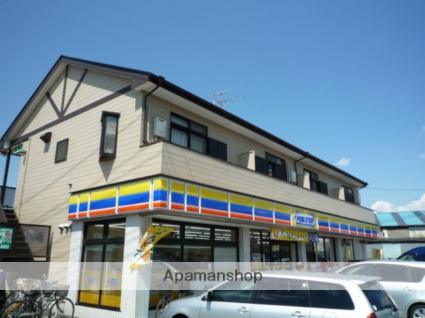 埼玉県さいたま市西区、日進駅徒歩20分の築23年 2階建の賃貸アパート