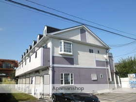 埼玉県さいたま市北区、宮原駅徒歩11分の築25年 2階建の賃貸アパート