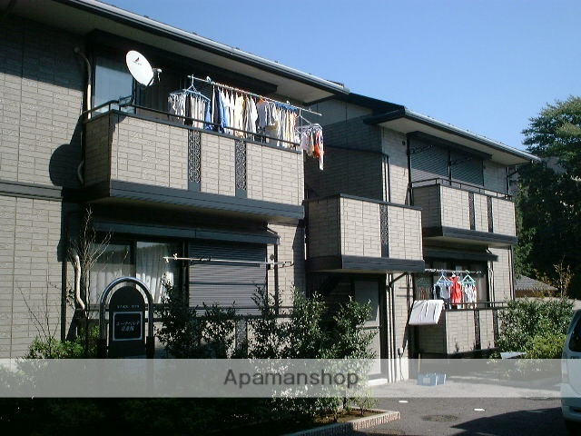 埼玉県さいたま市北区、今羽駅徒歩2分の築18年 2階建の賃貸アパート