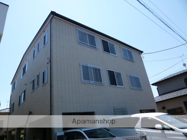 埼玉県さいたま市大宮区、大宮駅徒歩15分の築6年 3階建の賃貸マンション
