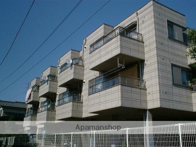 埼玉県さいたま市大宮区、北与野駅徒歩38分の築23年 3階建の賃貸マンション