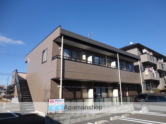 埼玉県さいたま市北区、宮原駅徒歩18分の築18年 2階建の賃貸マンション