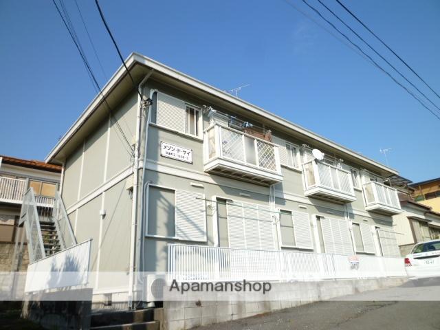 埼玉県さいたま市北区、日進駅徒歩8分の築24年 2階建の賃貸アパート