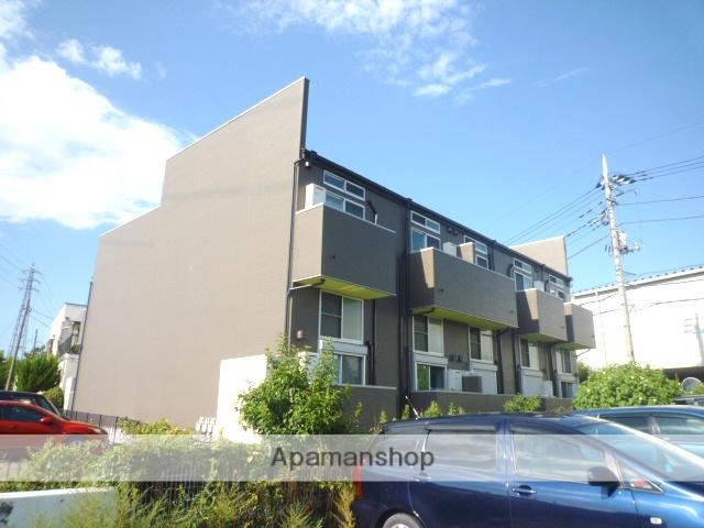 埼玉県さいたま市北区、日進駅徒歩15分の築4年 2階建の賃貸アパート