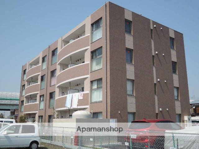 埼玉県さいたま市西区、日進駅徒歩57分の築3年 4階建の賃貸マンション