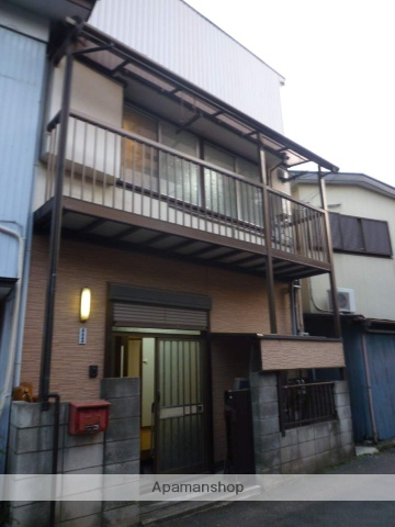 埼玉県さいたま市大宮区、大宮駅徒歩10分の築45年 3階建の賃貸一戸建て