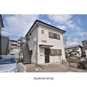 埼玉県さいたま市北区、宮原駅徒歩12分の築19年 2階建の賃貸アパート