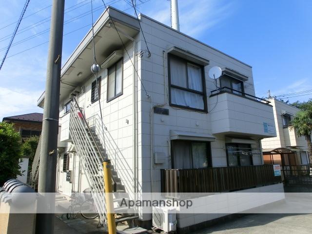 埼玉県さいたま市北区、土呂駅徒歩11分の築26年 2階建の賃貸アパート