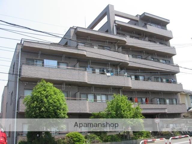 埼玉県さいたま市北区、日進駅徒歩16分の築23年 6階建の賃貸マンション