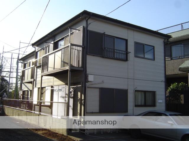 埼玉県さいたま市北区、日進駅徒歩28分の築23年 2階建の賃貸アパート