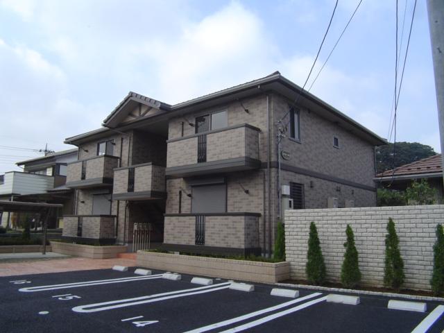 埼玉県さいたま市北区、宮原駅徒歩24分の築13年 2階建の賃貸アパート