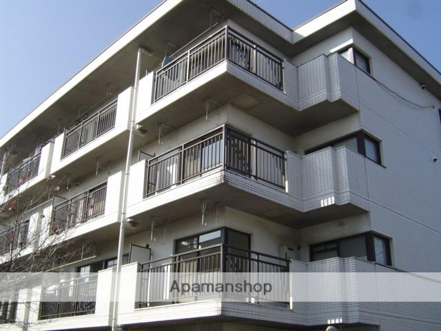 埼玉県さいたま市北区、宮原駅徒歩13分の築27年 4階建の賃貸マンション