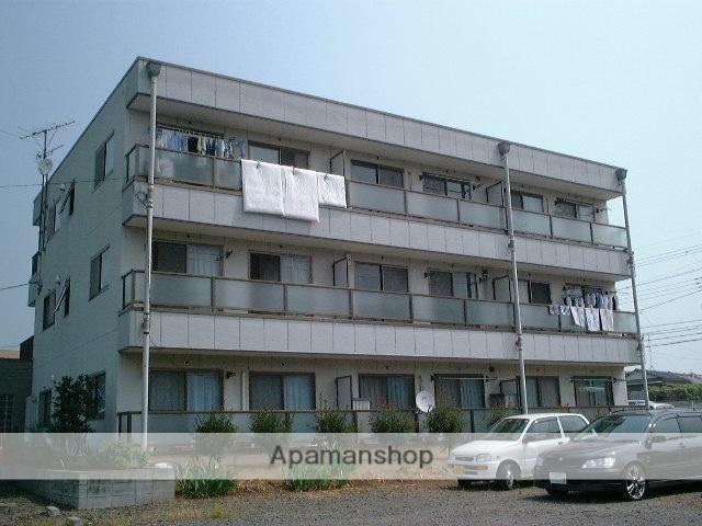 埼玉県さいたま市北区、宮原駅徒歩27分の築21年 3階建の賃貸マンション