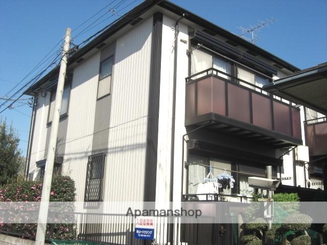 埼玉県さいたま市大宮区、北与野駅徒歩30分の築19年 2階建の賃貸アパート