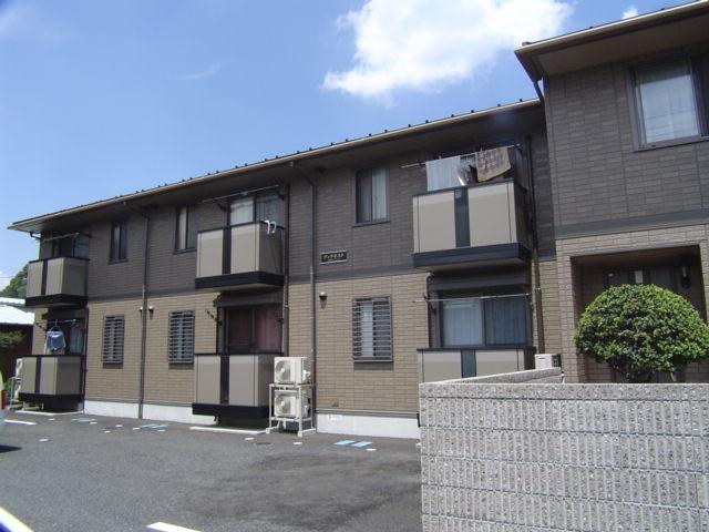 埼玉県さいたま市北区、宮原駅徒歩30分の築14年 2階建の賃貸アパート