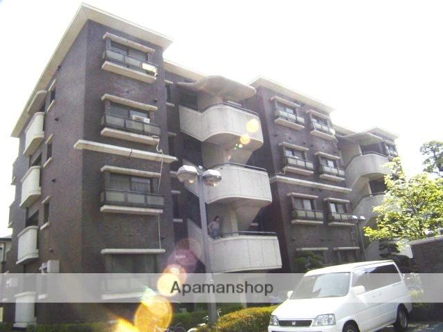 埼玉県さいたま市大宮区、大宮駅徒歩21分の築33年 4階建の賃貸マンション