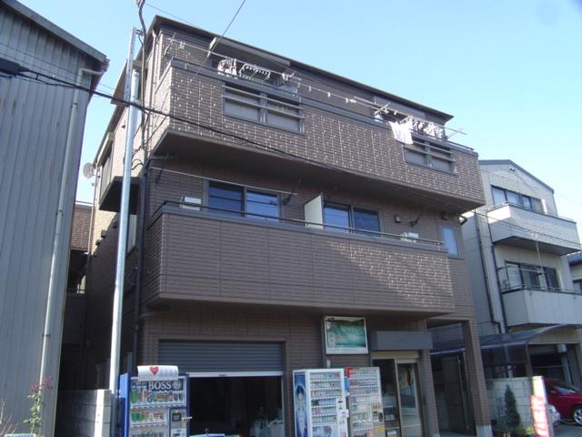 埼玉県さいたま市大宮区、大宮駅徒歩25分の築12年 3階建の賃貸アパート