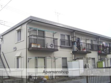 埼玉県さいたま市北区、日進駅徒歩22分の築33年 2階建の賃貸アパート