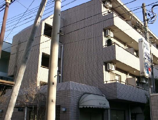 埼玉県さいたま市北区、宮原駅徒歩4分の築26年 4階建の賃貸マンション