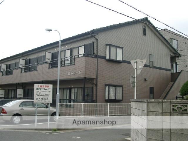 埼玉県さいたま市大宮区、北与野駅徒歩36分の築18年 2階建の賃貸アパート