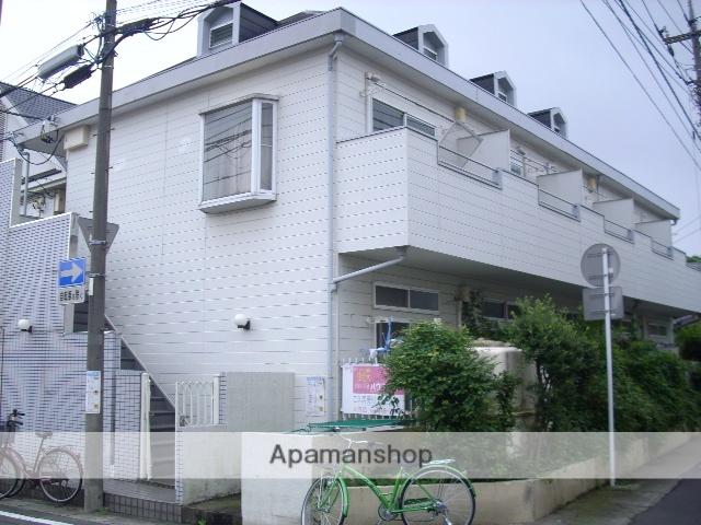 埼玉県さいたま市北区、日進駅徒歩19分の築30年 2階建の賃貸アパート