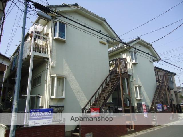 埼玉県さいたま市大宮区、大宮駅徒歩18分の築28年 2階建の賃貸アパート