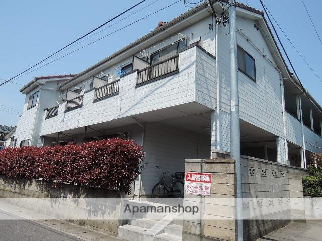 埼玉県さいたま市大宮区、大宮駅徒歩18分の築24年 2階建の賃貸アパート